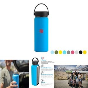 18 OZ Stainless Steel Vacuum Insulated Water Bottle